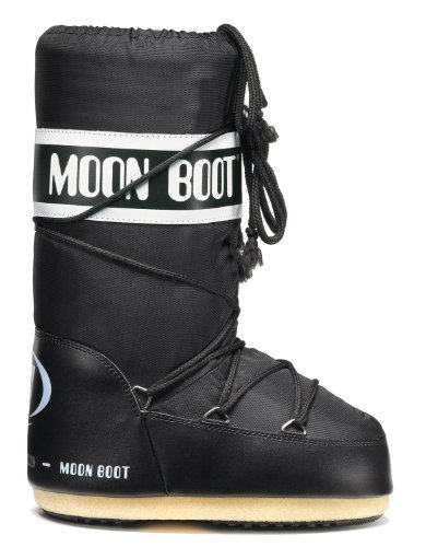 Moon Boot by Tecnica Nylon, black, Gr. 35-38