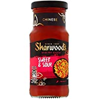 Sharwood de Sweet & Sour Stir Fry salsa de 195g