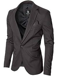 MODERNO - Veste Homme Slim Fit Blazer (MOD14519B)