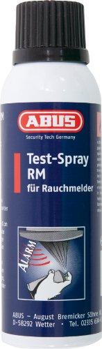 ABUS Testspray für Rauchmelder RM 125ml, 43868