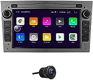 Ossuret Android 10 OS Autoradio mit 7-Zoll-Touchscreen Fit für OPEL