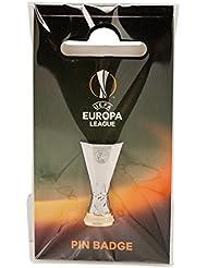 Am Ball - Pin, diseño de la copa de la UEFA