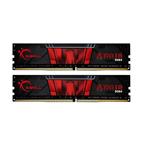 DDR4 16GB PC 2666 CL19 G.Skill KIT(2x8GB) 16GIS Aegis 4