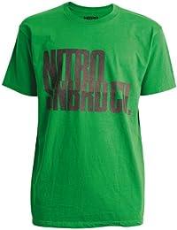 Nitro Snowboards Herren T-Shirt INDUSTRIAL STRENGTH SS
