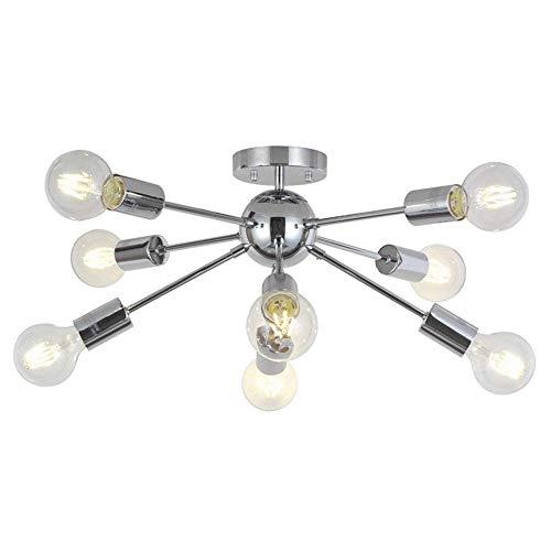 JYXZ 8 luz Lámparas araña Sputnik Iluminación ColganteLuz