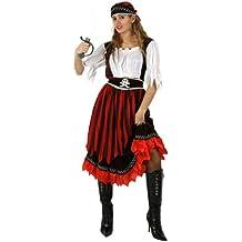 Atosa - Disfraz de pirata para mujer, talla XXL (12357)
