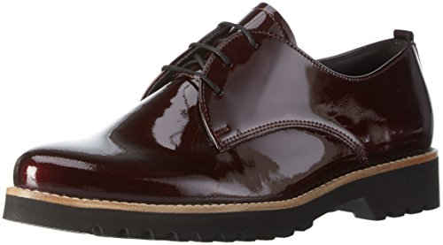 Gabor Shoes Comfort Sport, Scarpe Stringate Donna Rosso (Merlot S.S/C)
