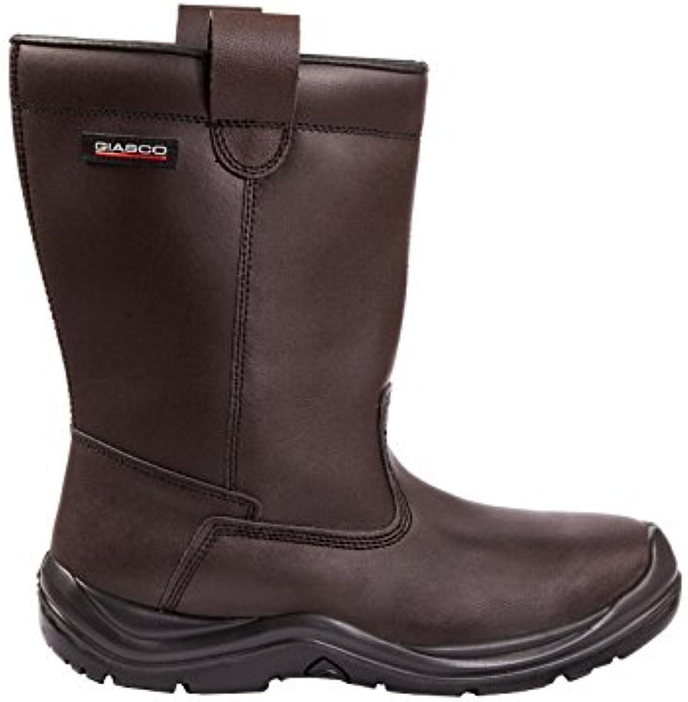 Giasco ac011 a39 golfo S3 pantorrilla Botas, talla 39, color marrón