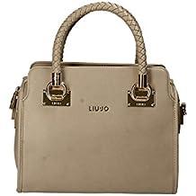 Liu Jo Anna Nappa Handtasche brown dark brown x aa74a13fd6c