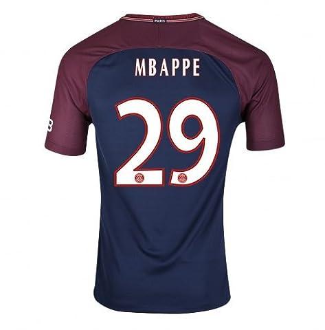 Maillot PSG Paris saint germain 2017/2018 MBAPPE 29