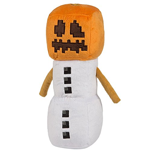 Snow Golem Plush - Minecraft - 18cm 7""
