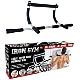 Iron Gym Total Upper Body Work Out Bar