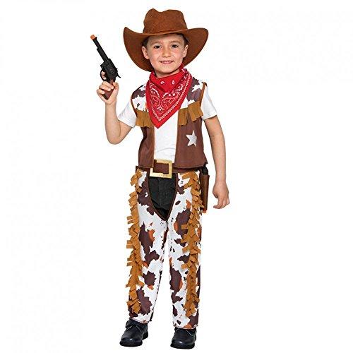 Cowboy Chaps Kostüm Muster - Fyasa 706383-t00Cowboy Kostüm,