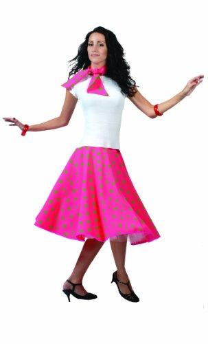 Imagen de funny fashion 508046b  disfraz de rockera para mujer
