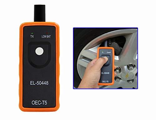 HaoYiShang Reifendruck Kontrollsysteme Reifendruckmessgerät, TPMS Sensor Aktivierung Reset Für Opel GM