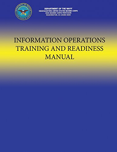 Information Operations Training and Readiness Manual por Department of the Navy