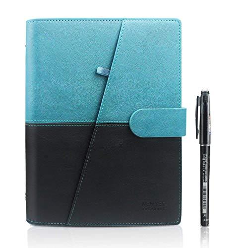 Cuaderno inteligente Borrable Agua a borrado de almacenamiento en la nube...