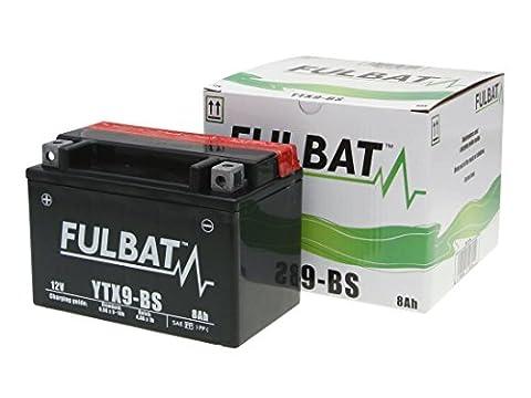 Batterie Fulbat YTX9-BS für Kreidler Supermoto 125 DD Bj. 2014