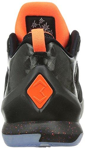 Jordan Cp3.viii Ae Nike Uomini Mod. 725173 Noir / Hyper Cramoisi / Vert Électrique / Violet