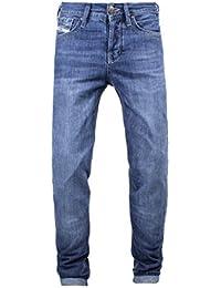 John Doe Kamikaze Jeans Regular Cut avec fibres en DuPont KEVLAR®–Bleu