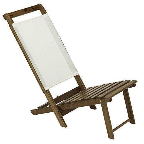 Whitecap Teak Industries WT60074 Everywhere Chair