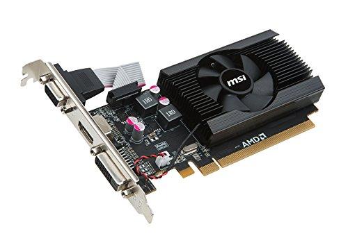 MSI V809-2847R scheda video Radeon R7 240 2 GB GDDR3