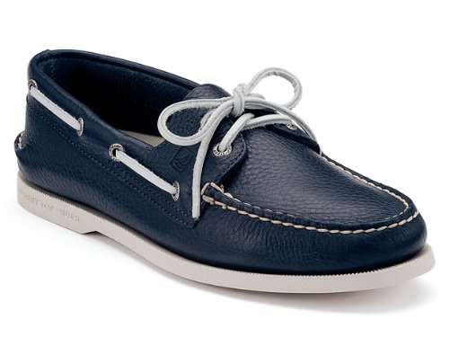 Sperry Top-sider A/o 2-eye, Chaussures bateau Homme marine