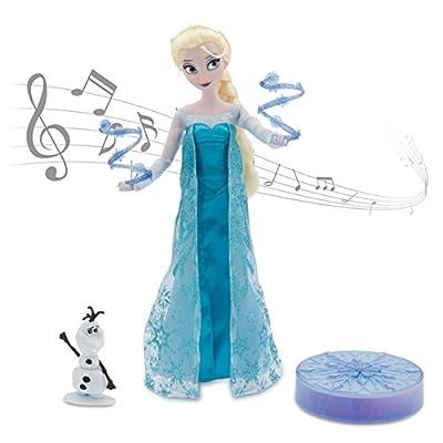 Disney - Frozen / La Reina Del Hielo - Elsa Deluxe Canto Elsa / Set (importado de GB) de Disney