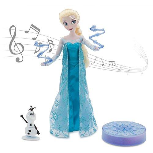 e Eiskönigin - Elsa Deluxe Singende Elsa / Set (UK Import) (Frozen Elsa Kostüm Uk)