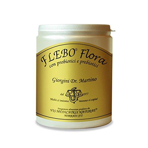 Dr. Giorgini Integratore Alimentare, Flebo Flora Polvere - 360 g