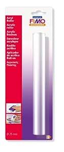 Staedtler 8700 05 Acryl-Roller Fimo Accessoires (gleichmäßiges Ausroll
