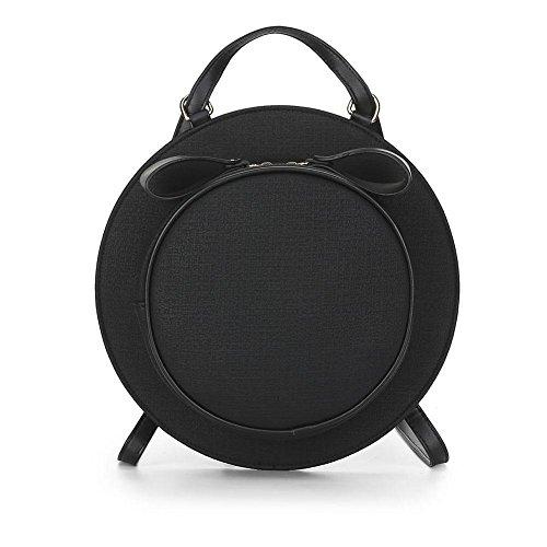 Handtaschen Kleine PU-Leder Schultertasche Trend Hut Tasche , (Hut Herd)