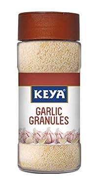 Keya Garlic Granules, Pack of 2,120 Grams(60 x 2 = 120)