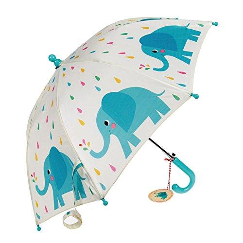 Regenschirm für Kinder Elvis der Elefant -