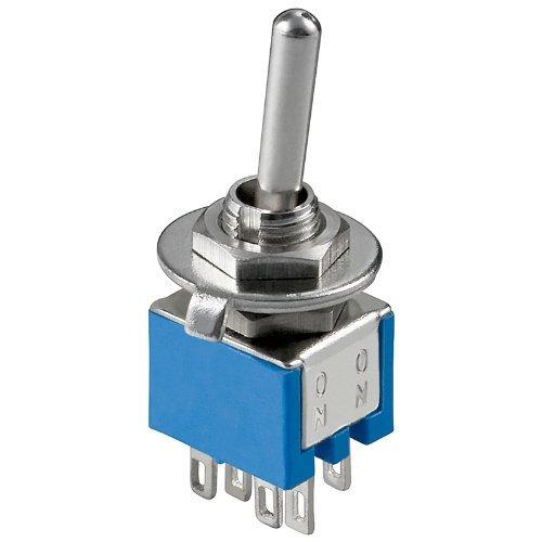 Manax-Interruptor subminiatur 2x Un de un