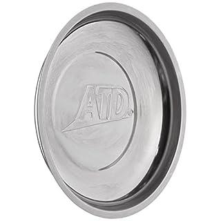 ATD Werkzeuge 8760Edelstahl rund magnetisch Teile Tablett