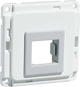 Peha plaque d'710.02 mJ/aTT b f.mod.jack cOMPaCTA utilisation/cache blanc pour 4010105615814 de communication