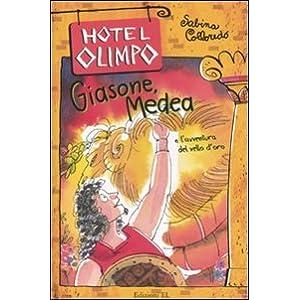 Giasone, Medea e l'avventura del vello d'oro
