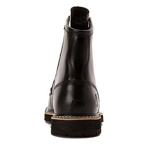 Timberland - Britton Hill WP Plain Toe Black - Boots Men Schwarz