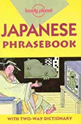 Lonely Planet : Japanese Phrasebook