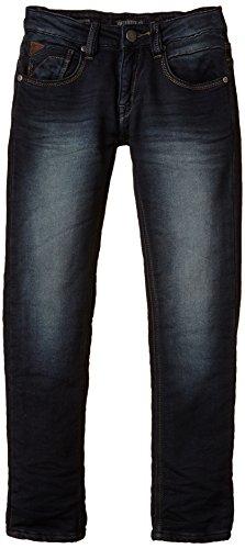 Deeluxe - APOLLO J-ENIM RAW 3D KID, Jeans per bambini e ragazzi, blu (blue), 10 anni (140 cm)