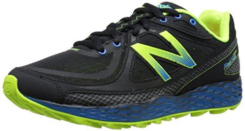 New Balance Mthier D, Chaussures de running homme Noir (B Black/Yellow)