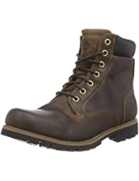Timberland EK Rugged WP FTM_Rugged 6 in Plain Toe WP Boot - botas de cuero hombre