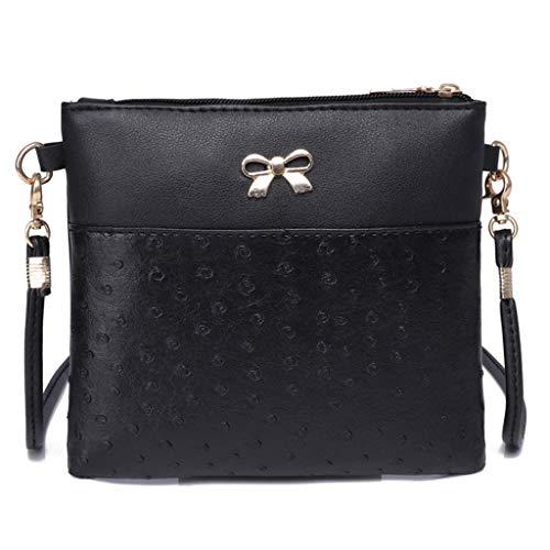 Ihengh borsa a mano donna moda borse a spalla rgazza in pu pelle handbag semplice elegante tote borsetta catena casual work portamonete shopping partito festa estate