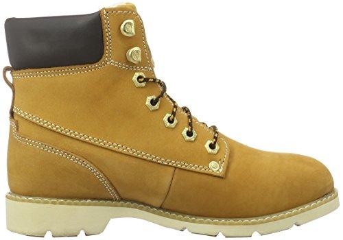Dockers by Gerli Damen 39si302-302 Combat Boots Gelb (GOLDEN Tan 910)