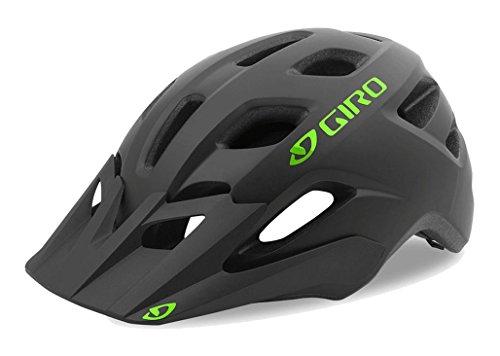 Giro Tremor Jugend Fahrrad Helm Gr. 50-57cm schwarz 2018