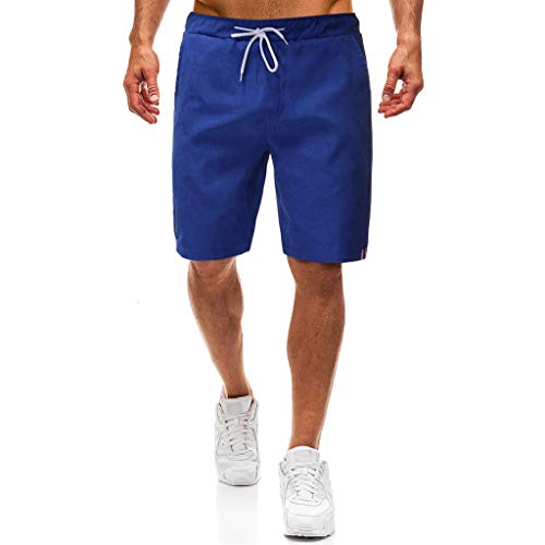 Strass-pocket-jeans (Makefortune  Mens Cotton Casual Shorts Classic Fit Summer New Men Chino Shorts Combat Half Cargo Pants Overalls with Pockets and Drawstring)