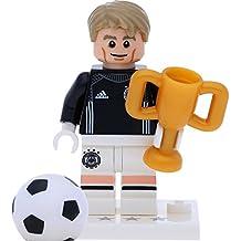 LEGO 71014 Figur 1 Manuel Neuer Torwart DFB EM 2016 Fussball Nationalmannschaft