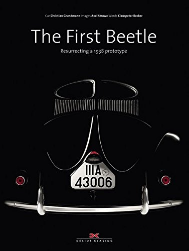 The First Beetle: Resurrecting a 1938 prototype por Clauspeter Becker