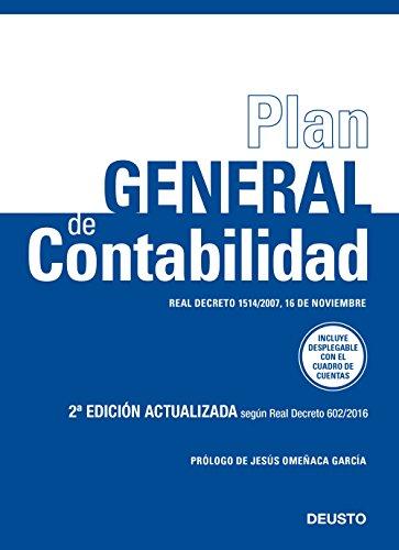 Plan General de Contabilidad (Sin colección) por Varios autores